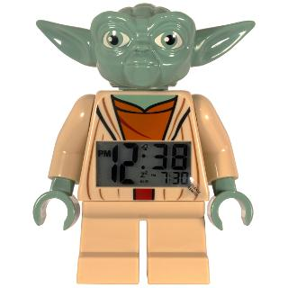Buy LEGO Star Wars Yoda Alarm Clock Online at johnlewis.com