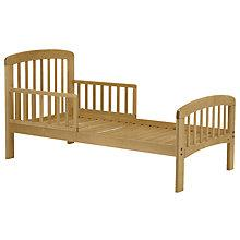 Buy John Lewis Anna Junior and Toddler Bedstead, Natural Online at johnlewis.com