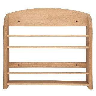 Buy John Lewis FSC Spice Rack for 12 Jars Online at johnlewis.com