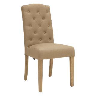 Buy Neptune Sheldrake Dining Chair, Mocha Linen Online at johnlewis.com
