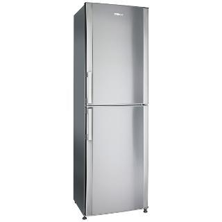 Buy Beko FF6091X Fridge Freezer, Stainless Steel Online at johnlewis.com
