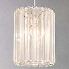 Buy John Lewis Frieda Crystal Ceiling Shade Online at johnlewis.com