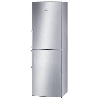 Buy Bosch KGN34VI20G Fridge Freezer, A+ Energy Rating, 60cm Wide, Stainless Steel Look Online at johnlewis.com