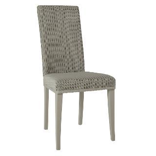 Buy Lloyd Loom of Spalding Bourne Chair, Pebble Online at johnlewis.com