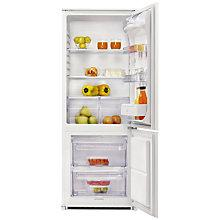 Buy Zanussi ZBB24430SA Integrated Fridge Freezer, White Online at johnlewis.com