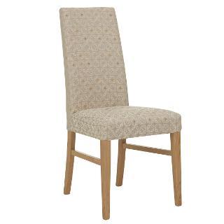 Buy Vanessa Dining Chair, Melinki Beige Online at johnlewis.com