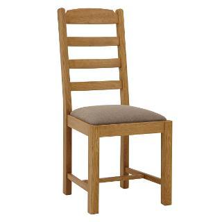Buy John Lewis Pendleton Dining Chair, Fabric Seat Online at johnlewis.com