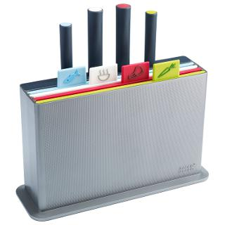 Buy Joseph Joseph Index Advance Chopping Board and Knives Set Online at johnlewis.com