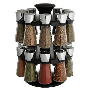 Buy Cole & Mason 20 Jar Spice Rack Online at johnlewis.com