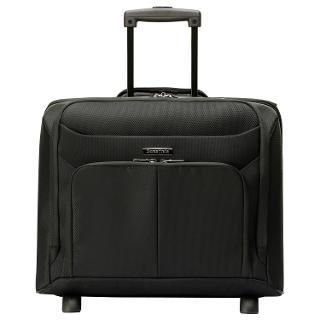 Buy Samsonite Ergo Biz 2-Wheel Rolling Tote Bag, Black Online at johnlewis.com