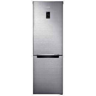 Buy Samsung RB31FERNBSS Fridge Freezer, Brushed Steel Online at johnlewis.com