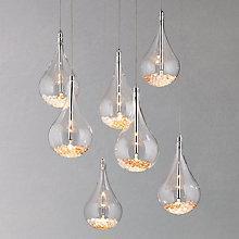Buy John Lewis Sebastian 7 Light Drop Ceiling Light Online at johnlewis.com