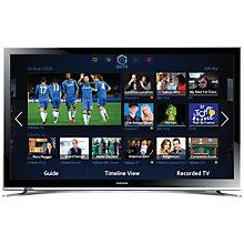 "Buy Samsung UE22F5400 LED HD 1080p Smart TV, 22"" with Freeview HD, Black Online at johnlewis.com"