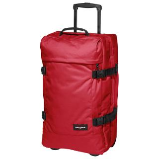 Buy Eastpak Transfer Medium 2-Wheel Holdall Online at johnlewis.com