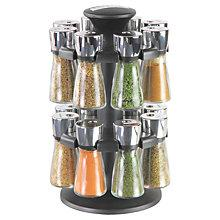 Buy Cole & Mason 16 Jar Spice Carousel Online at johnlewis.com