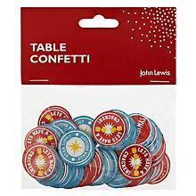 Buy John Lewis Woodland Wonder Table Confetti, 10g Online at johnlewis.com