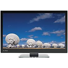 "Buy Avtex L186DRS LED HD Ready TV/DVD Combi, 18.5"" with Freeview HD, Black Online at johnlewis.com"