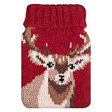 Buy Aroma Home Stag Hand Warmers, Wine, Set of 2 Online at johnlewis.com
