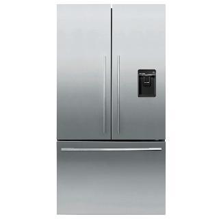 Buy Fisher & Paykel RF540ADUSX4 Goliath 3-Door Fridge Freezer, Stainless Steel Online at johnlewis.com
