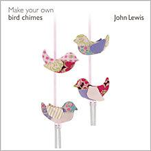 Buy John Lewis Make Your Own Bird Chimes Online at johnlewis.com