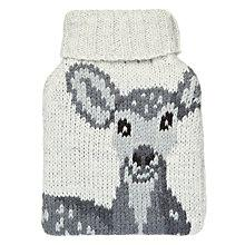 Buy Aroma Home Deer Handwarmers, Set of 2, White Online at johnlewis.com