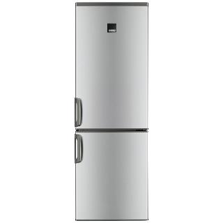 Buy Zanussi ZRB23200XA Fridge Freezer, A+ Energy Rating, 55cm Wide, Silver Online at johnlewis.com