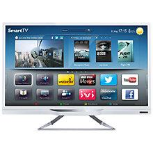 "Buy Philips 24PFL4228 LED HD Ready Smart TV, 24"" with Freeview HD Online at johnlewis.com"