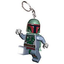 Buy LEGO Star Wars Boba Fett Key Light Online at johnlewis.com