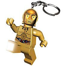 Buy LEGO Star Wars C3PO Key Light Online at johnlewis.com