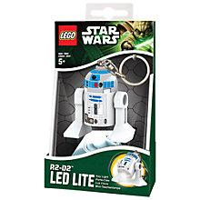 Buy LEGO Star Wars R2D2 Key Light Online at johnlewis.com