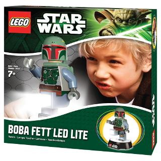 Buy LEGO Star Wars Boba Fett Light Set Online at johnlewis.com