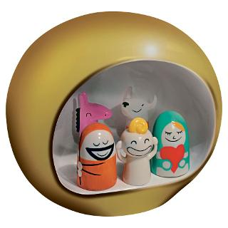 Buy Alessi Presepe Group Nativity Figures Online at johnlewis.com