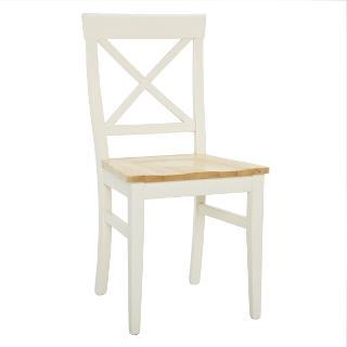 Buy John Lewis Pemberley Cross-Back Dining Chair Online at johnlewis.com