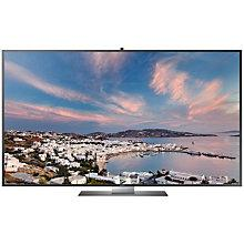 "Buy Samsung UE65F9000 LED 4K Ultra HD 3D Smart TV, 65"" with Freeview/Freesat HD and 2x 3D Glasses Online at johnlewis.com"
