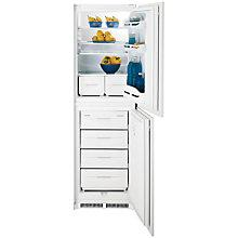 Buy Indesit INC325AAUK Integrated Fridge Freezer, A+ Energy Rating, 54cm Wide Online at johnlewis.com