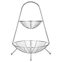 Buy John Lewis Fruit and Vegetable Rack, 2 Tier Online at johnlewis.com