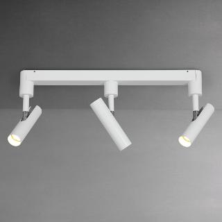 Buy Nordlux MIB 3 LED Bar Spolight, White Online at johnlewis.com