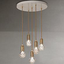 Buy Lee Broom Decorative Bulb Chandelier Online at johnlewis.com