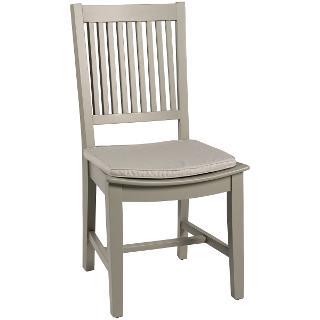 Buy Neptune Harrogate Dining Chair, Honed Slate Online at johnlewis.com