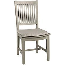Buy Neptune Harrogate Dining Chair, Honed Slate Online at johnlewis.com
