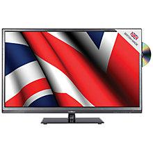 """Buy Goodmans 32DL833B LED HD Ready TV/DVD Combi, 32"""" with Built-in Freeview Online at johnlewis.com"""