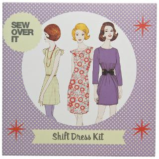 Buy Sew Over It Shift Dress Kit Online at johnlewis.com