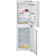 Buy Siemens KI32VA50GB Integrated Fridge Freezer, A+ Energy Rating, 55cm Wide Online at johnlewis.com