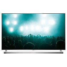 "Buy John Lewis 60JL9000 LED HD 1080p 3D Smart TV, 60"" with Freeview HD & 2x 3D Glasses Online at johnlewis.com"