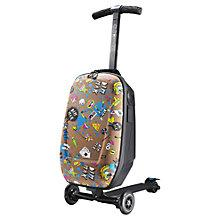 Buy Micro Scooters Micro 3-in-1 Luggage Scooter, Steve Aoki Limited Edition Online at johnlewis.com