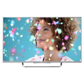 """Buy Sony Bravia KDL42W7 LED HD 1080p Smart TV, 42"""" with Freeview HD Online at johnlewis.com"""