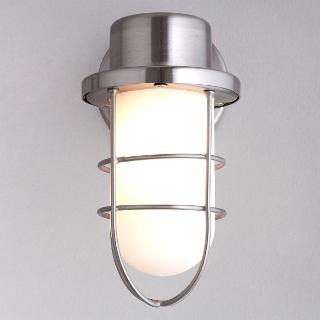 Buy John Lewis Rook New England Bathroom Wall Light Online at johnlewis.com