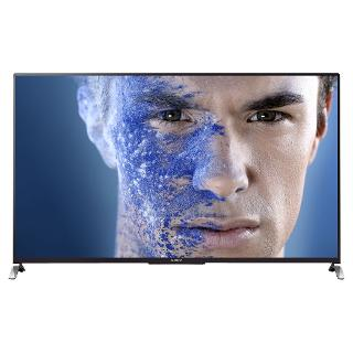 "Buy Sony Bravia KDL55W955 LED HD 1080p 3D Smart Wedge TV, 55"" with Freeview HD with 2x 3D Glasses Online at johnlewis.com"