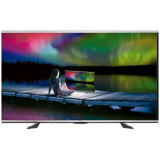 "Buy Sharp Aquos LC60UQ10 LED 1080p Full HD 3D 4K Compatible Smart TV, 60"" with Freeview HD & 2x 3D Glasses Online at johnlewis.com"