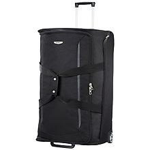 Buy Samsonite Xblade 2.0 2-Wheeled 82cm Duffle Bag, Black Online at johnlewis.com